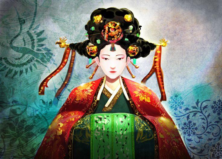 queen of Korea