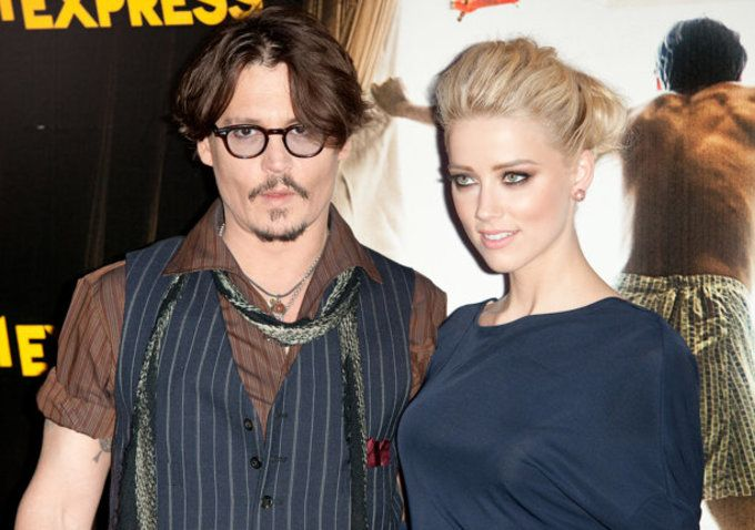 Amber Heard and Johnny Depp Are Officially Engaged But We Need To Talk About Bisexuality
