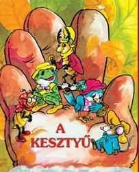 Gyermek kuckó: Varga Katalin: Kesztyű