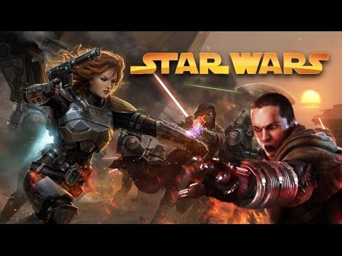 Sam Witwer (SW Voice actor) may have leaked a new KOTOR game on Twitch