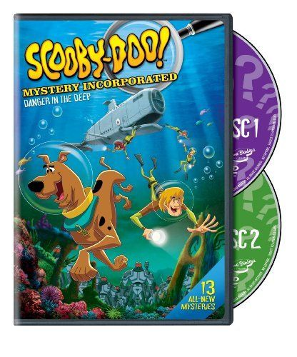 Scooby-Doo! Mystery Incorporated: Season Two, Part 1 - Danger in the Deep DVD ~ Frank Welker, http://www.amazon.com/dp/B008OW3SU0/ref=cm_sw_r_pi_dp_8lOGsb007AN62
