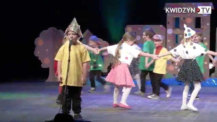 KWIDZYN.TV: Teatralia - Sześciolatki z Przedszkola Ekologicznego