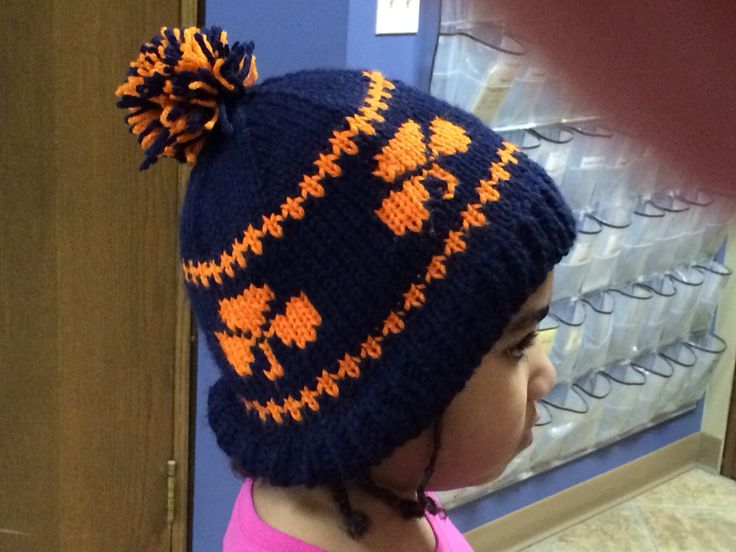 Brownie ( girl guide) knitted hat Girl guides ...