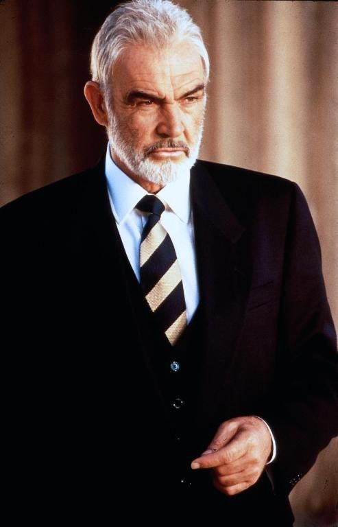 Sir Thomas Sean Connery!