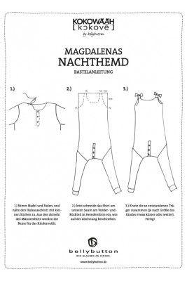 magdalenas schlafanzug