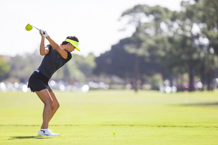 Nike News - Michelle Wie adds more volt to her Nike Golf equipment on the LPGA Tour