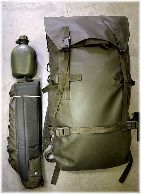 Swiss Military Engineer S Rucksack My Bushcraft Pack