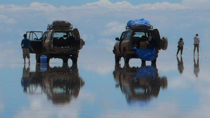 Uyuni Bolivia Crédit : Globe Trotting, Alexandre Francois