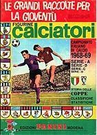 album calciatori 1968-69