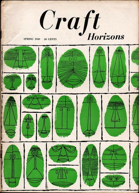 Craft Horizons Spring 1949