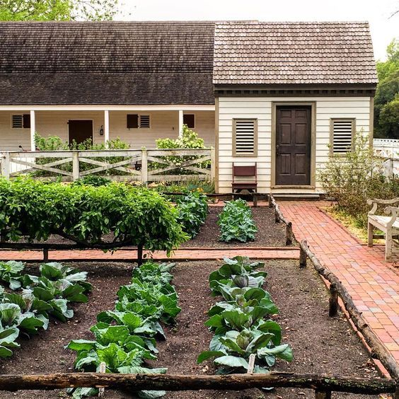 Back Yard Potager: 17 Best Images About Backyard Cottages And Sheds On