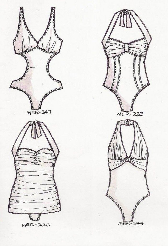 Fashion Illustration Tribe's 7 week #Fashion Model Drawing and #Swimwear Design class releases weekly modules to you with guided projects that build technical, creative skills