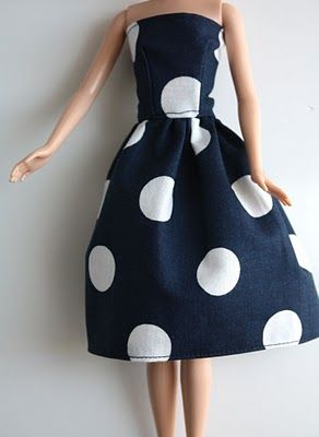 Barbie Dress sewing tutorial- what i will be making for the next four days