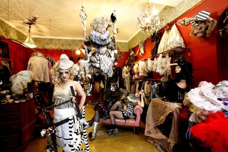 Time Out London presents a comprehensive guide to the best fancy dress shops in the capital, including vintage shops and costume hire shops such as Beyond Retro, Angels and Prangsta.