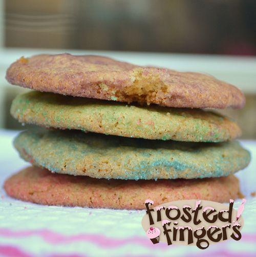 Spiced Sugar Cookies Recipe