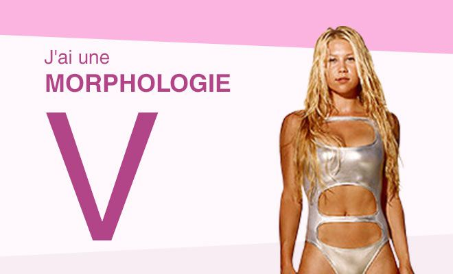 S'habiller selon sa morphologie en V - Conseils Morphologie V