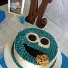Boy partiesKids Parties, Cookie Monster Party, Birthday Parties, Monsters Cake, 1St Birthday, Cookies Monsters Parties, Parties Ideas, Birthday Cake, Birthday Ideas