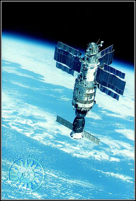 Salyut, History's First Space Station | The Final Frontier ...