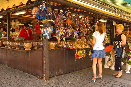 Image of Havelska market in Old Town of Prague in Czech Republic | Peter Forsberg