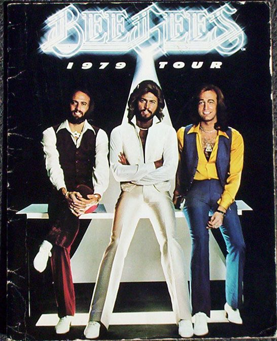 seriously, who doesn't love the Bee Gees