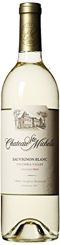 White Wine - Chateau Ste Michelle Sauvignon Blanc 750 mL * To view further for this item, visit the image link.