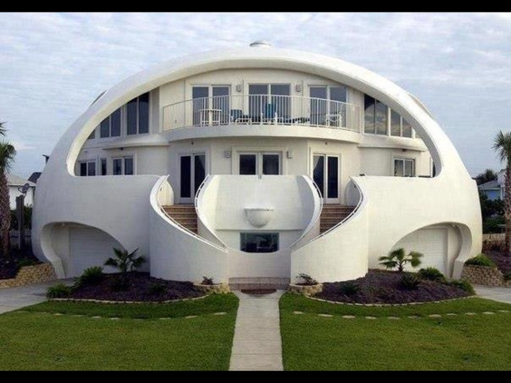 Modern round house plans house plans for Round home designs