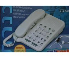Новый телефон всего за 140 шекелей! На продажу  абсолютно новый телеф