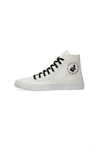 Undersolo Sneakers Luminescenti Made in Italy (35, Bianco…