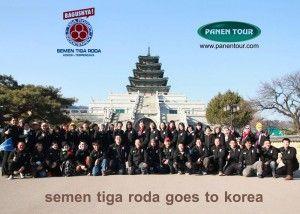 Semen Tiga Roda senantiasa menjalin kebersamaan dan mengapresiasi pelanggan setianya melalui berbagai kegiatan menarik, seperti Tour ke Hongkong, Korea