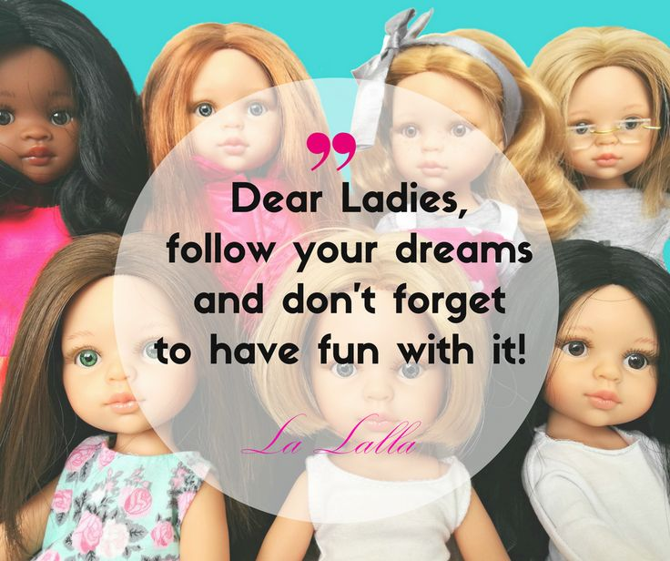 ladies wishes women's day. Dolls, Puppe, Lalki, joujou poupée