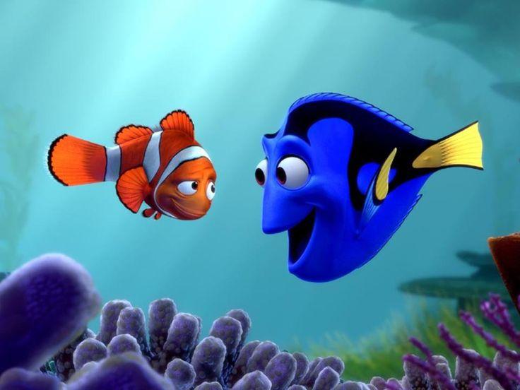 """""""P. Sherman, 42 Wallaby Way, Sydney!  Você quer que eu diga outra vez? Eu digo outra vez!  P. Sherman, 42 Wallaby Way, Sydney!!!  Para onde eu estou indo eu digo para você para onde estou indo...P. Sherman, 42 Wallaby Way, Sydney!!!""""    Procurando Nemo."""