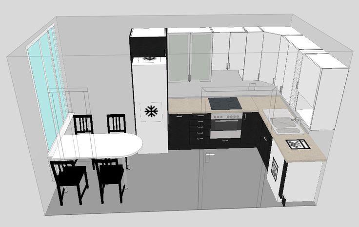 """Hogyan tervezzünk konyhát?  Milyen szempontokat kell figyelembe venni a konyha tervezésekor? Mit jelent a """"munkaháromszög""""? Olvasd el cikkünket, amelyben tippekkel segítünk álomkonyhád kialakításában!"""
