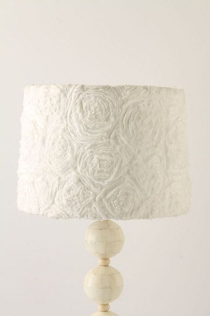 Lighting | Ranunculus Swirl Shade | #Anthropologie