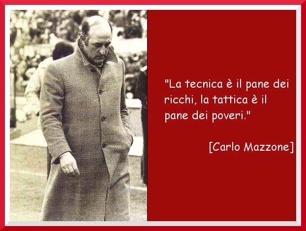"""Oggi per """"Ipse Dixit"""" c'è Carlo Mazzone."""