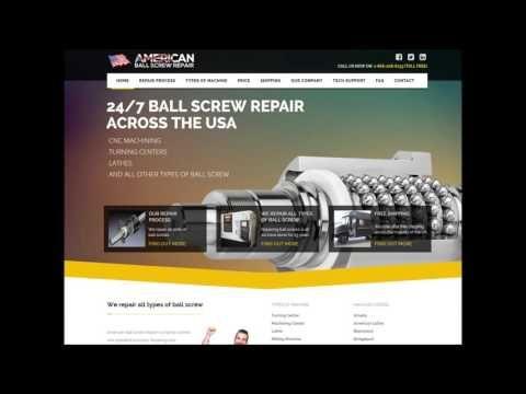 American Ball Screw Repair - www.americanballscrewrepair.com
