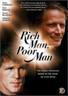 """Rich Man, Poor Man"" (miniseries ~ 1976)"
