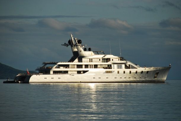 Super Yachts - How The Ultra Rich Travel