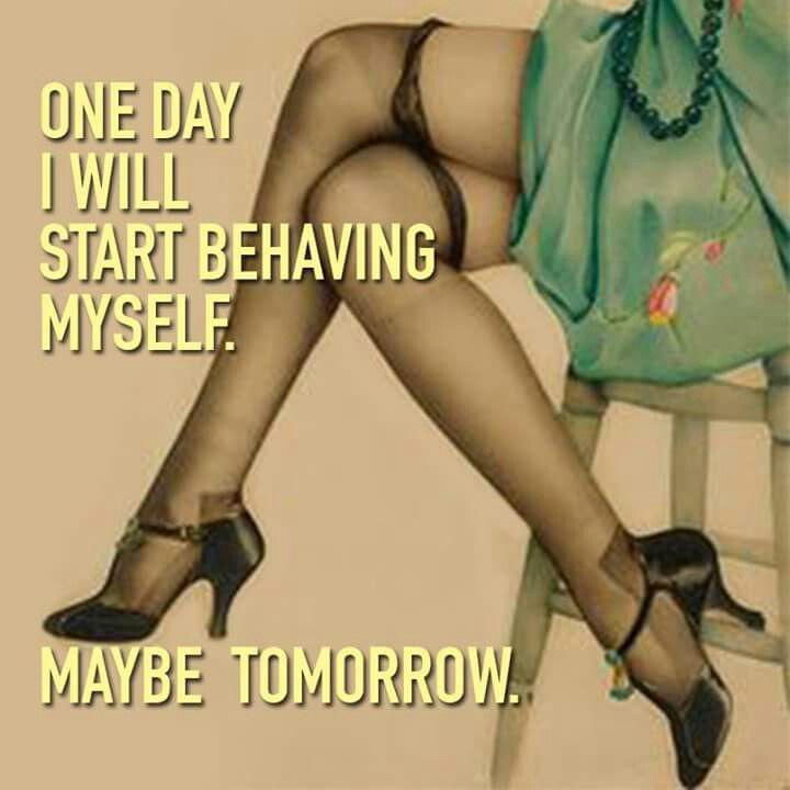 ...or the next day...