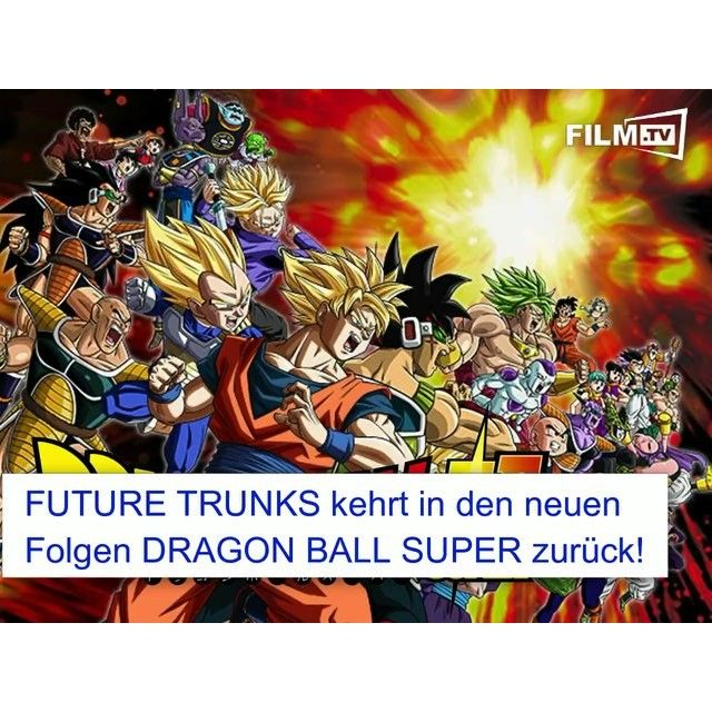 #dragonball #dragonballsuper #dragonballz #futuretrunks #news