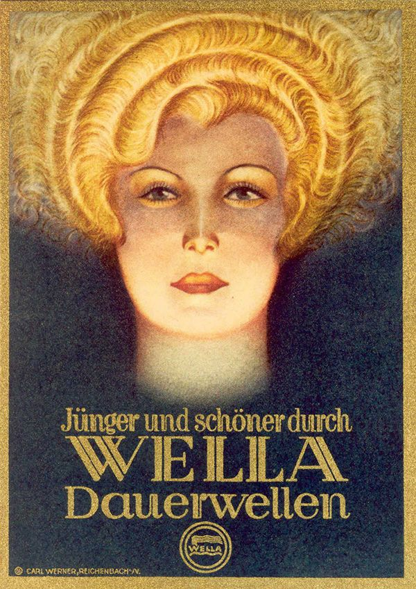 commercial ads advertising germany 1930