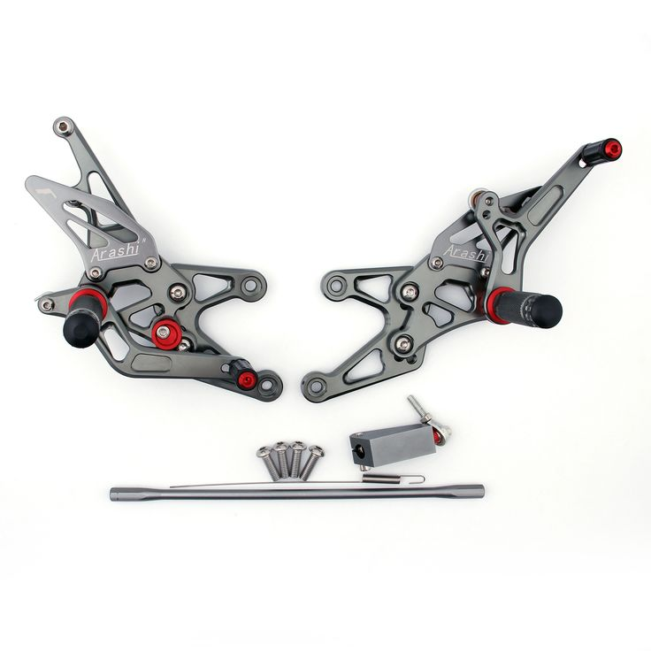 Mad Hornets - Rearset Adjustable Rear Set  Yamaha R1 YZF 1000 (2007-2008) Gunmetal, $199.99 (http://www.madhornets.com/rearset-adjustable-rear-set-yamaha-r1-yzf-1000-2007-2008-gunmetal/)