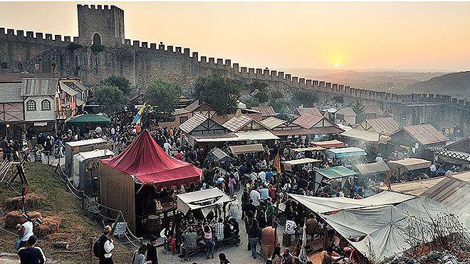 obidos portugal medieval festival - Google Search
