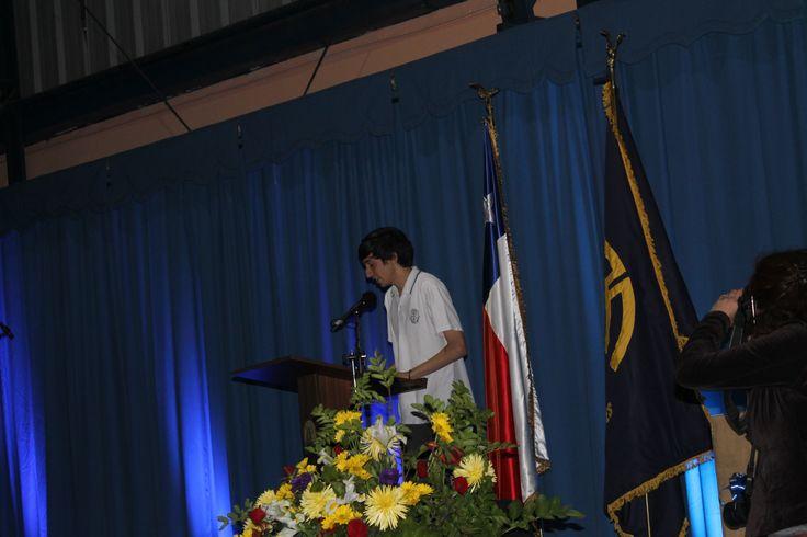 Presidente Centro de Alumnos
