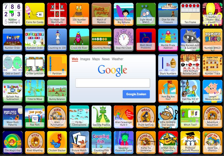 Over 40 Great Websites for Kids and Young Learners ~ Educational Technology and Mobile Learning