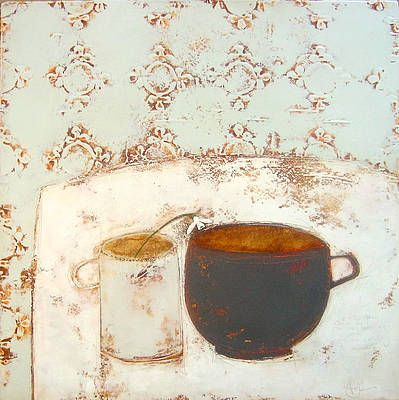 Irish Artist Anji ALLEN - Winter