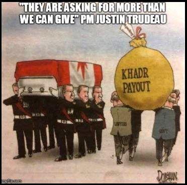 Trudeau and veteran's pension.