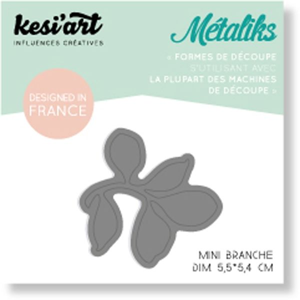 Mini Metaliks Mini branche