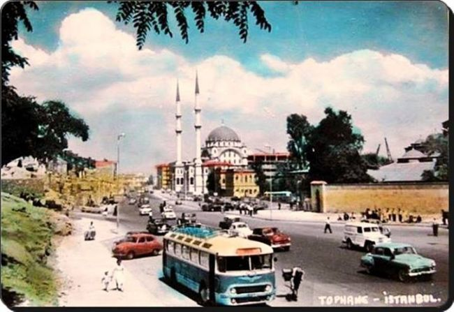 Tophane, 1960-lar