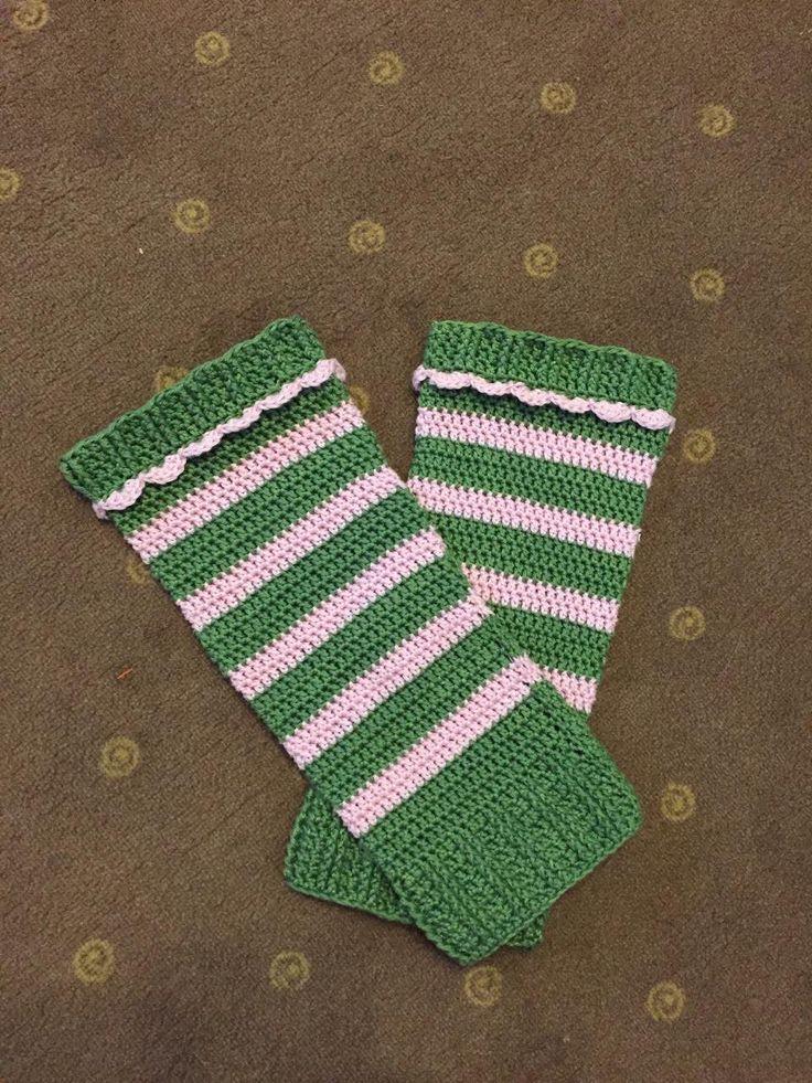 Crochet Legwarmers