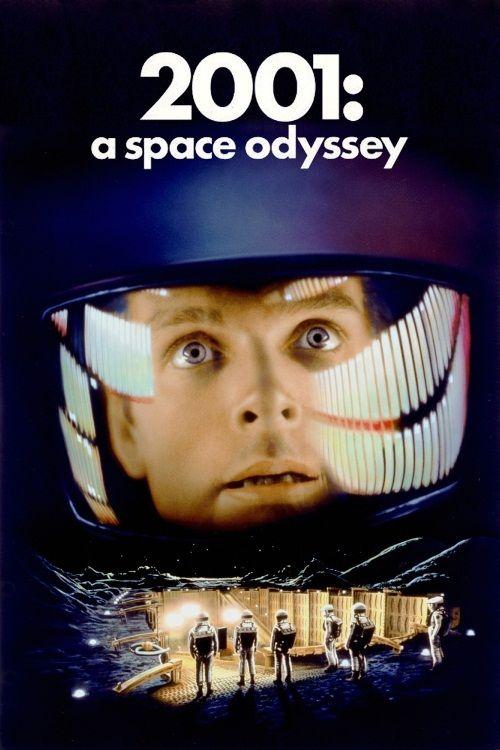 2001: A Space Odyssey movie